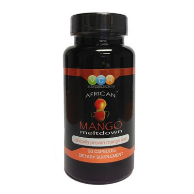 African Mango Meltdown Weight Loss Formula