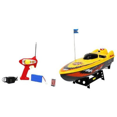 MX Championship Overlord Racer Electric RTR RC Speed Boat Good Quality Remote Control Boat RECHARGEABLE!