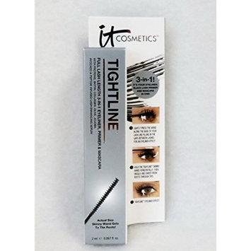 IT Cosmetics Tightline Full Lash Length 3-in-1 Eyeliner, Mascara, and Primer Black