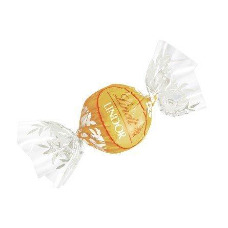 Lindt, Lindor Truffles White Chocolate, 60 ct Box