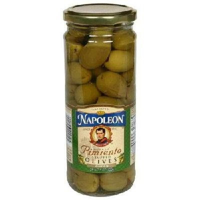 Napolean Fireplaces Napoleon Co. Stffd Queen Olives (12x9OZ )