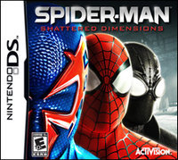 Activision Spider-man: Shattered Dimensions