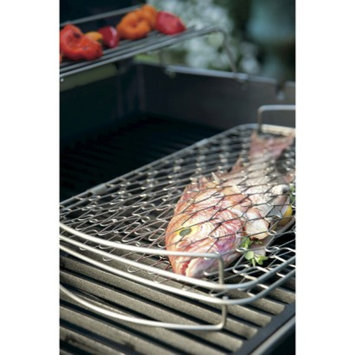 Weber Stainless Steel Fish Basket - Large
