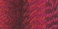 Lion Brand Tweed Stripes Yarn-Mixed Berries