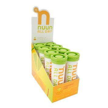 nuun All Day Vitamin Enhanced Drink Tabs Tangerine Lime