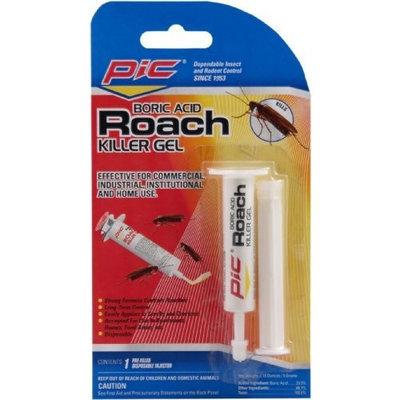 PIC GEL-TS 5-Gram Roach Control Gel, Trial Size