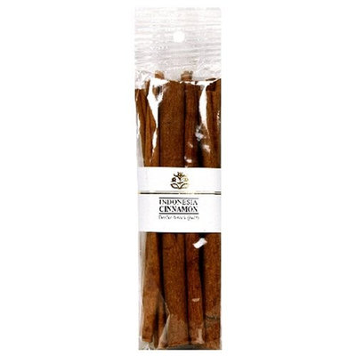 India Tree Cinnamon Sticks, 6-Inch, 12 Quills (Pack of 4)