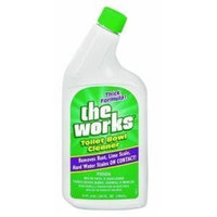 Home Care Labs HomeCare Labs/ Works 03313 The Works Toilet Bowl Cleaner