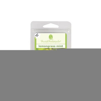 ScentSationals Lemongrass Mint Fragrance Wax Cubes