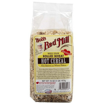 Bob's Red Mill Wheat Rolled (Flakes), 16-Ounce
