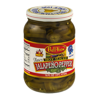 Bell-View Jalapeno Peppers Hot Sliced