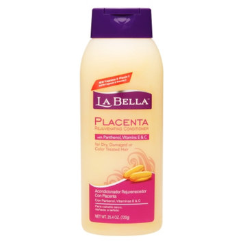 La Bella Placenta Rejuvenating Conditioner, 25.4 oz