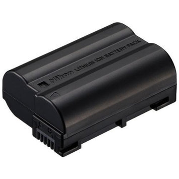 Nikon EN-EL15 Rechargeable Li-ion Battery for Nikon 1 V1 - Black