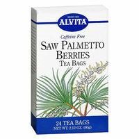 Alvita Caffeine Free Saw Palmetto Berries Tea Bags