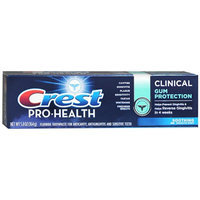 Crest Pro-Health Clean Mint Clinical Gum Protection Fluoride Toothpaste