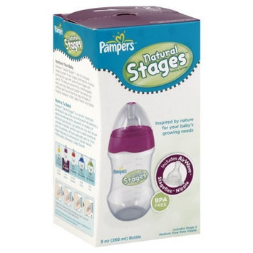 Pampers® Airwave Venting System Stage 2