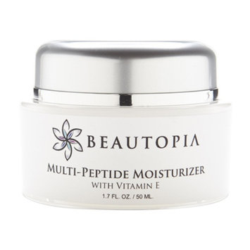 Beautopia Multi-Peptide Moisturizer with Vitamin E, 1.7 fl oz