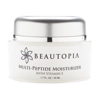 Beautopia Multi-Peptide Moisturizer with Vitamin E, 1.7 fl oz