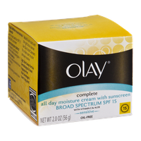 Olay Complete All Day Moisture Cream SPF 15 Sensitive