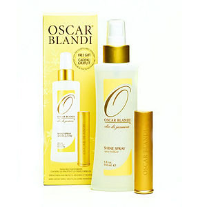 Oscar Blandi Jasmine Oil Shine Spray