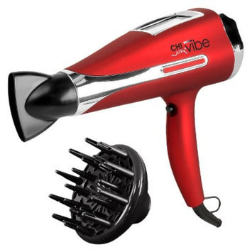 CHI Air Vibe Ceramic Ionizing Touch Screen Hair Dryer
