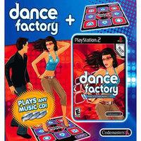 Codemasters Inc Dance Factory Bundle (includes Dance Pad/Mat)