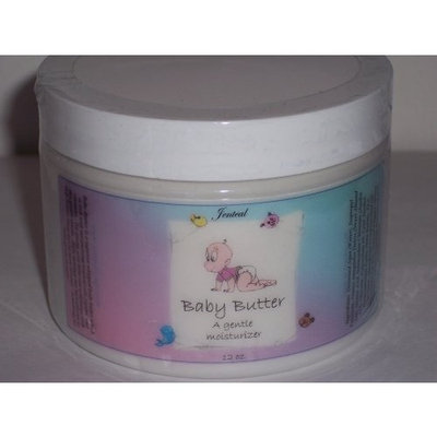 Jenteal Soaps Baby Butter-12 oz