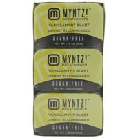 Myntz Vanillamynt Blast Breathmints, 1.75-Ounce Containers (Pack of 12)