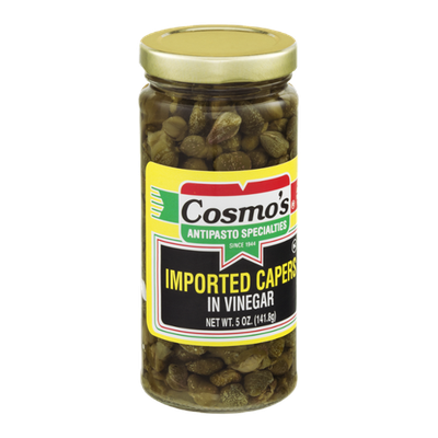 Cosmo's Imported Capers In Vinegar