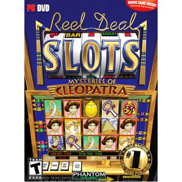 Phantom EFX Reel Deal Slots Mysteries Of Cleopatra
