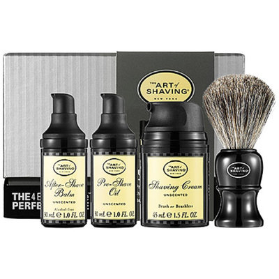 Art of Shaving The  Mid-Size Kit - Unscented