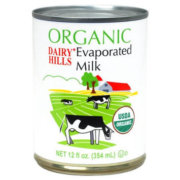 Santini Dairy Hills Organic Evaporated Milk, 12 fl oz