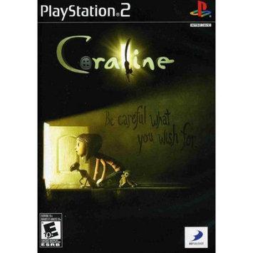 D3publisher Of America Coraline Nla