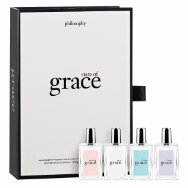 philosophy state of grace fragrance collection, 1 set