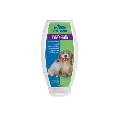 UGroom All Purpose Dog and Cat Shampoo, 12-Ounce