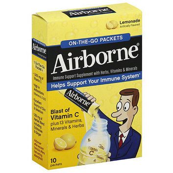Airborne On the Go! Immune Support Supplement