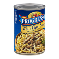 Progresso White Clam Sauce with Garlic & Herb