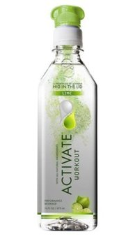 Activa Drinks Energy Workout Lime Bottles