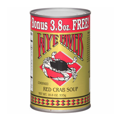 Wye River Red Crab Condensed Soup