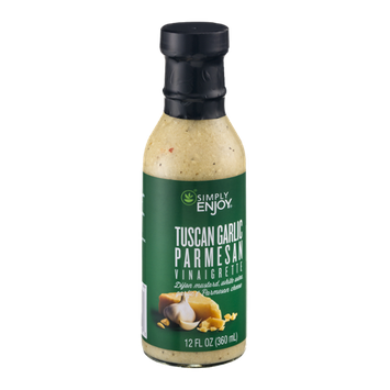 Simply Enjoy Vinaigrette Tuscan Garlic Parmesan