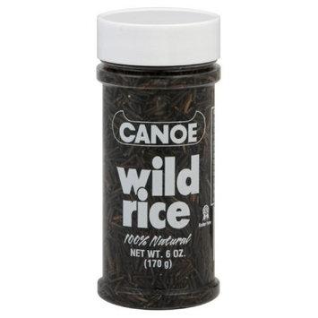Canoe Wild Rice, 6-Ounce (Pack of 3)