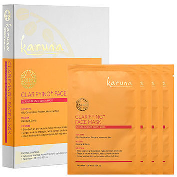 Karuna Clarifying Treatment Masks