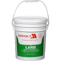 Armour: & Hydrogenated Lard Lard, 25 Lb