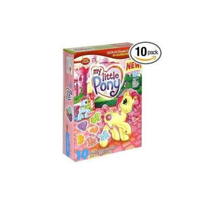 Betty Crocker My Little Pony Fruit Snacks - 10 Pack