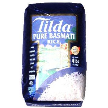 Tilda Pure Basmathi Rice 4 Lbs