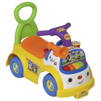 Fisher Price Fisher-Price Little People Music Parade Ride-On