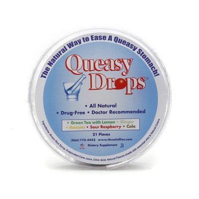 Queasy Drops Pieces
