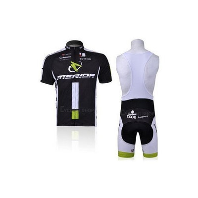 Oscar Mayer 2012 Style MERIDA cycling jersey Set short-sleeved jersey tenacious life/Perspiration breathable