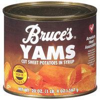 Bruces Bruce?s Yams, 20 oz
