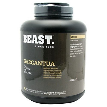 Ultra Lab Beast Sports Nutrition Gargantua Vanilla - 5.15 lb (2340g)